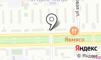 Сауна на Сиреневом бульваре на карте