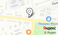 Медирент на карте