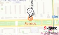 Ли-Лу на карте