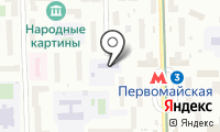 Детский сад №660 на карте