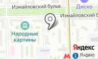 ЕИРЦ района Измайлово на карте