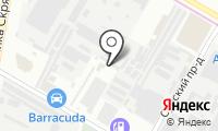Трапеция-ВИ на карте