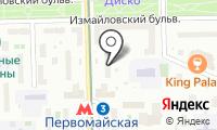 Ириокс на карте