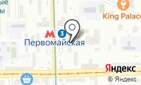 Золотая Столица на карте