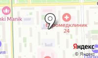 Специальная (коррекционная) общеобразовательная школа №442 на карте