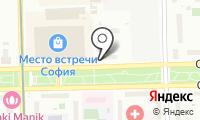 Шиномонтажная мастерская на Сиреневом бульваре на карте