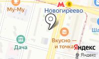 МАРС на карте