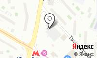 СТАРТ на карте