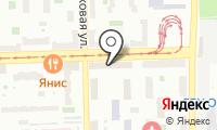 Стинс Коман на карте