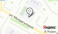 Средняя общеобразовательная школа №891 им. Алии Молдагуловой на карте