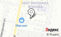 Почтовое отделение КРЫМСК 9 на карте