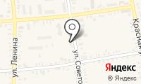 Почтовое отделение СТАРОЩЕРБИНОВСКАЯ на карте