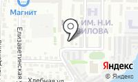 Почтовое отделение КРАСНОДАР 39 на карте