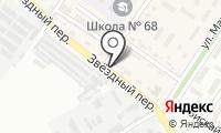 Почтовое отделение КОЛОСИСТЫЙ на карте