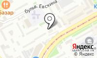 Почтовое отделение КРАСНОДАР 89 на карте