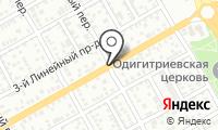 Почтовое отделение СЫЗРАНЬ 7 на карте