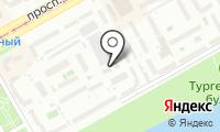 Почтовое отделение КРАСНОДАР 3 на карте