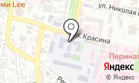Почтовое отделение КРАСНОДАР 35 на карте