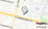 Почтовое отделение КРАСНОДАР 90 на карте