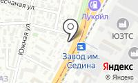 Почтовое отделение КРАСНОДАР 7 на карте