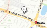 Почтовое отделение КРАСНОДАР 58 на карте
