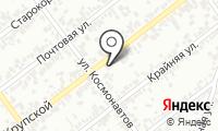 Почтовое отделение КРАСНОДАР 42 на карте