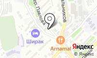 Почтовое отделение СОЧИ 217 на карте