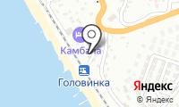 Почтовое отделение СОЧИ 202 на карте