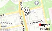 Почтовое отделение ЛИПЕЦК 5 на карте