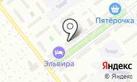 Почтовое отделение РЯЗАНЬ 42 на карте