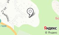Почтовое отделение СОЧИ 206 на карте