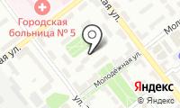 Почтовое отделение ЗАВИДОВО на карте