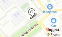 Почтовое отделение РЯЗАНЬ 39 на карте
