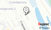 Почтовое отделение РЯЗАНЬ 43 на карте