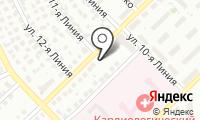Почтовое отделение РЯЗАНЬ 26 на карте