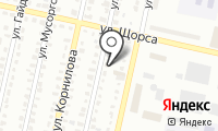 Почтовое отделение РЯЗАНЬ 25 на карте