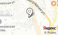 Почтовое отделение СОЧИ 53 на карте