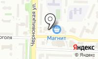 Почтовое отделение РЯЗАНЬ 35 на карте