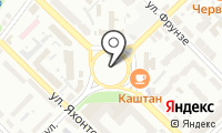 Почтовое отделение РЯЗАНЬ 19 на карте