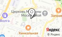 Почтовое отделение СОЧИ 3 на карте