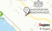 Почтовое отделение СОЧИ 24 на карте