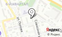 Почтовое отделение РЯЗАНЬ 27 на карте