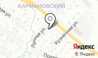 Почтовое отделение ЯРОСЛАВЛЬ 25 на карте