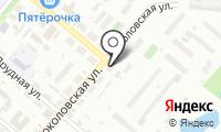 Почтовое отделение РЯЗАНЬ 47 на карте