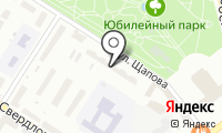 Почтовое отделение ЯРОСЛАВЛЬ 54 на карте