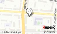 Почтовое отделение ЯРОСЛАВЛЬ 14 на карте