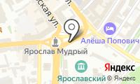 Почтовое отделение ЯРОСЛАВЛЬ 32 на карте