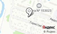 Почтовое отделение ИВАНОВО 23 на карте