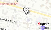 Почтовое отделение ИВАНОВО 3 на карте