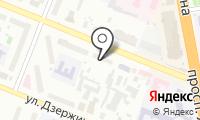 Почтовое отделение ИВАНОВО 25 на карте